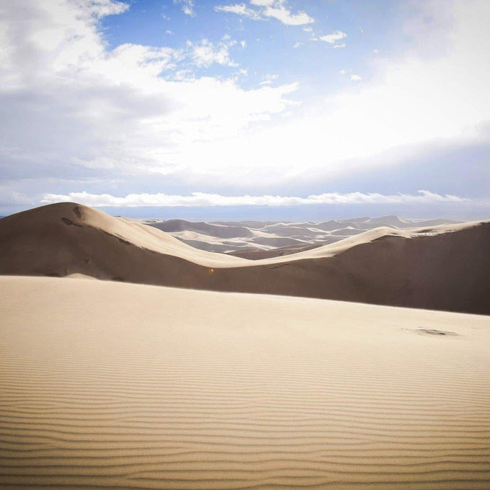 Location Spotlight: Hiking Great Sand Dunes National Park