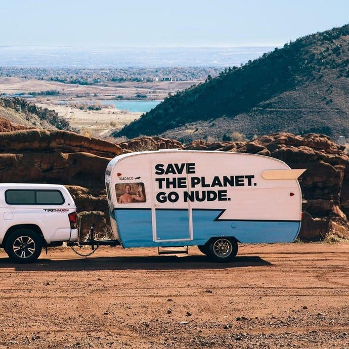 Save the Planet, Wear Sustainable Tour