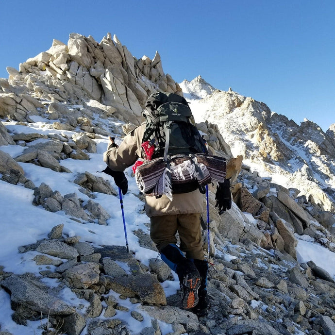 Trust Your Gut Or GPS? A Mountaineering Tale: Part Two