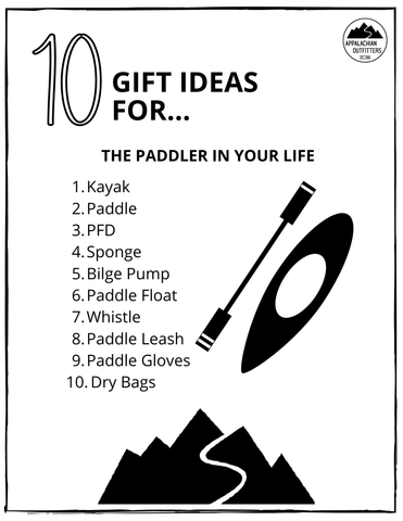 Paddler gift guide