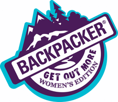 Backpacker get out there logo