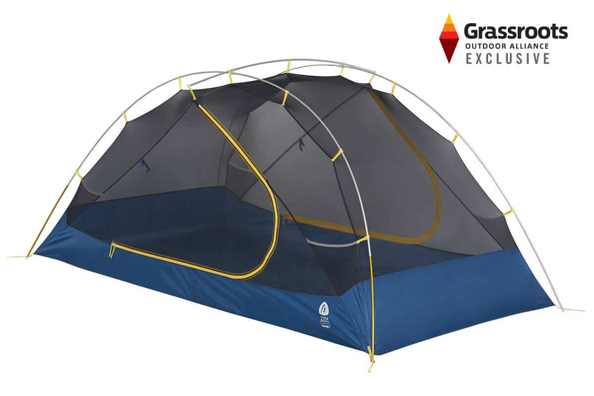 Clearwing 2 tent