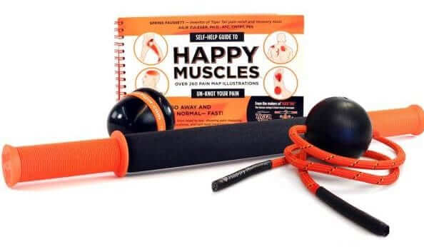 Happy Muscles Kit With 18
