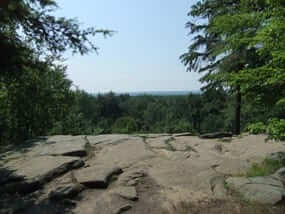 The Ledges Overlook