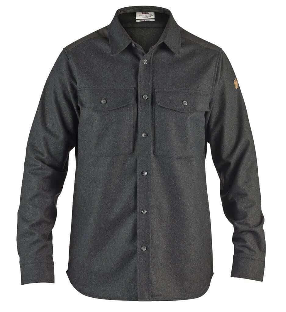 Ovik Re-Wool Shirt LS