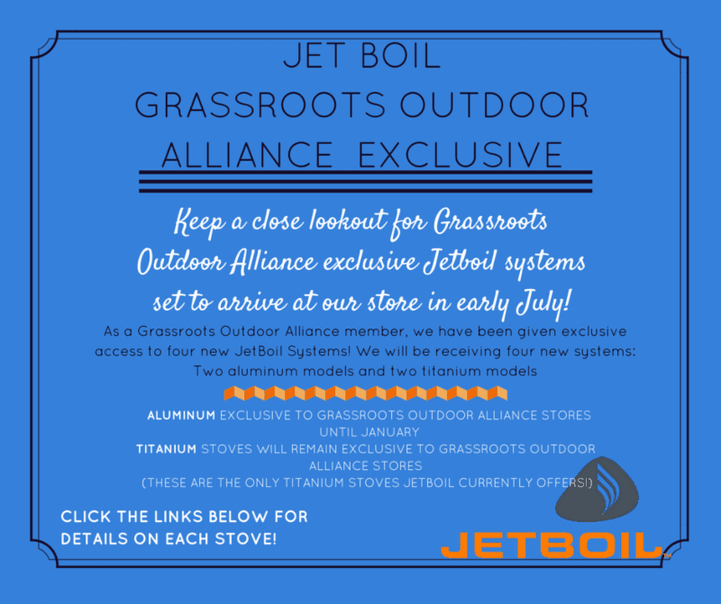 Jetboil poster