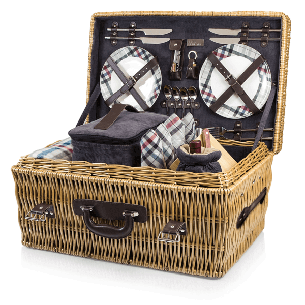 Carnaby Street Picnic Basket