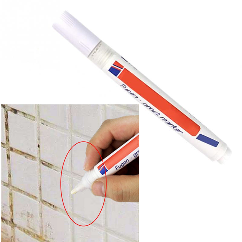 (Buy 1 Get 1 Free)Tile Grout Coating Marker🔥Last day promotion