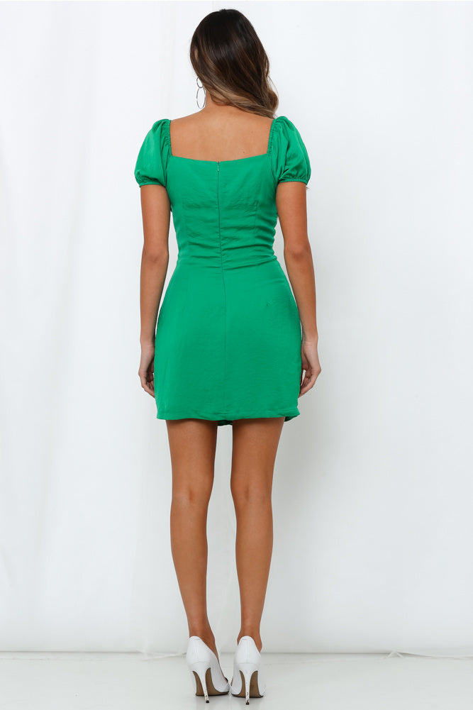 Royal Green Maggie May Dress