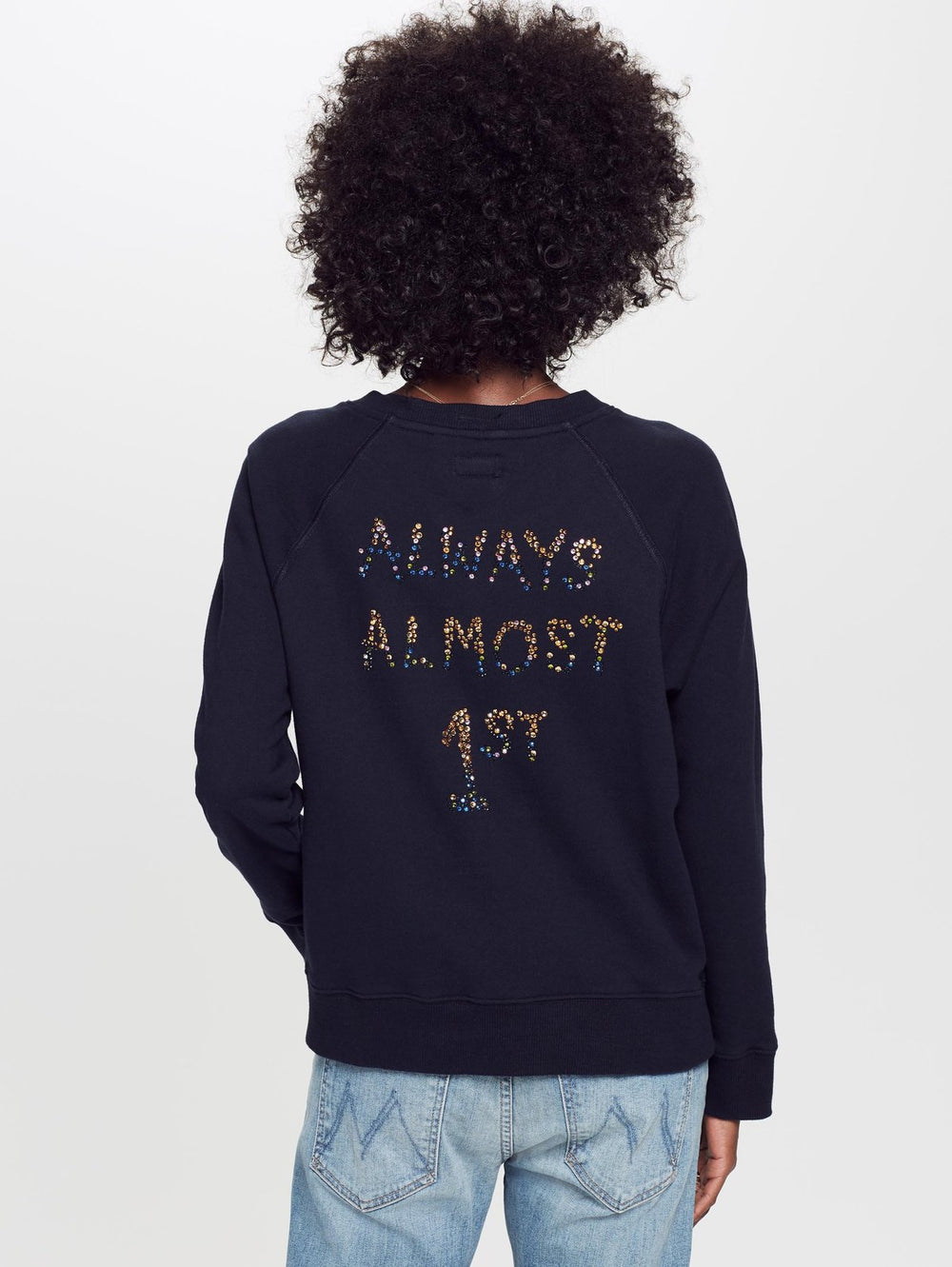 The Square Sweatshirt - Almost Always First