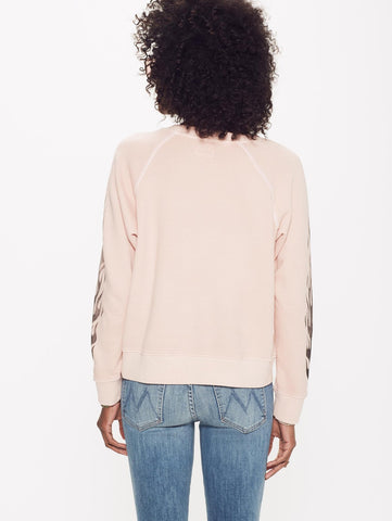 The Square Sweatshirt - Burnout