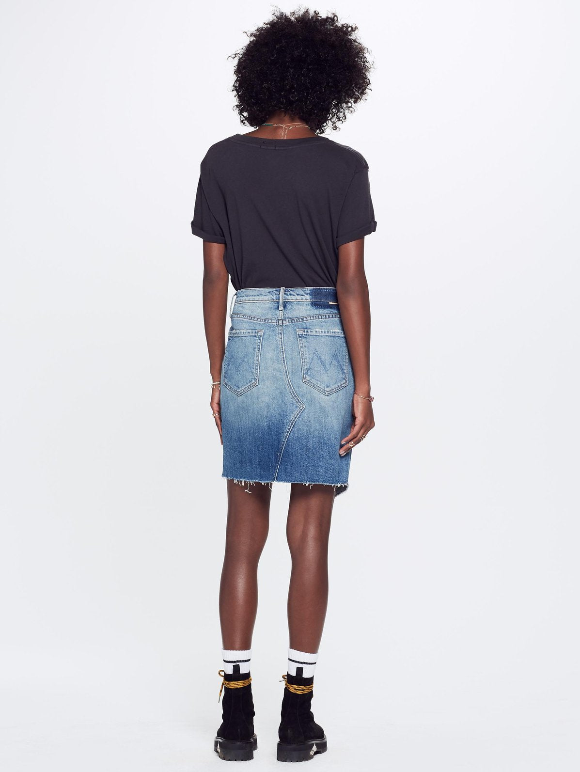 c86b5bed38 You may also like. Vagabond Mini Skirt - Natural Born Trouble. Skirt. Mother  Denim
