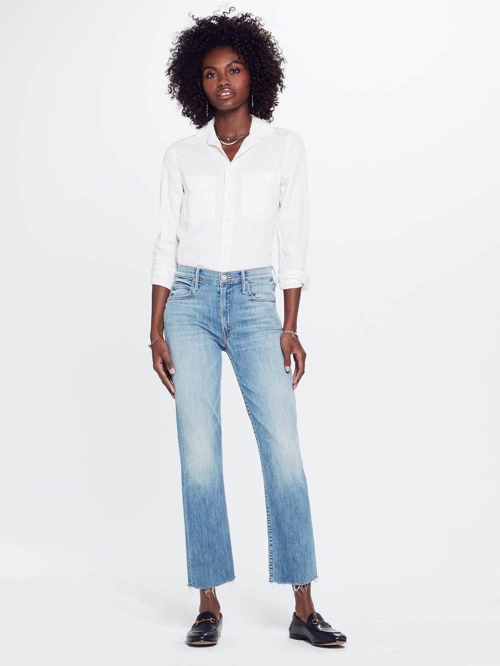 Dutchie Ankle Fray Jean - Lemonade and Lies at Maximillia eBoutique.