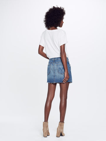 64d03b8222 Mother Denim Vagabond Mini Skirt - Lightning Strikes. $335.00 $234.50 · Vagabond  Mini Skirt - Natural Born Trouble ...
