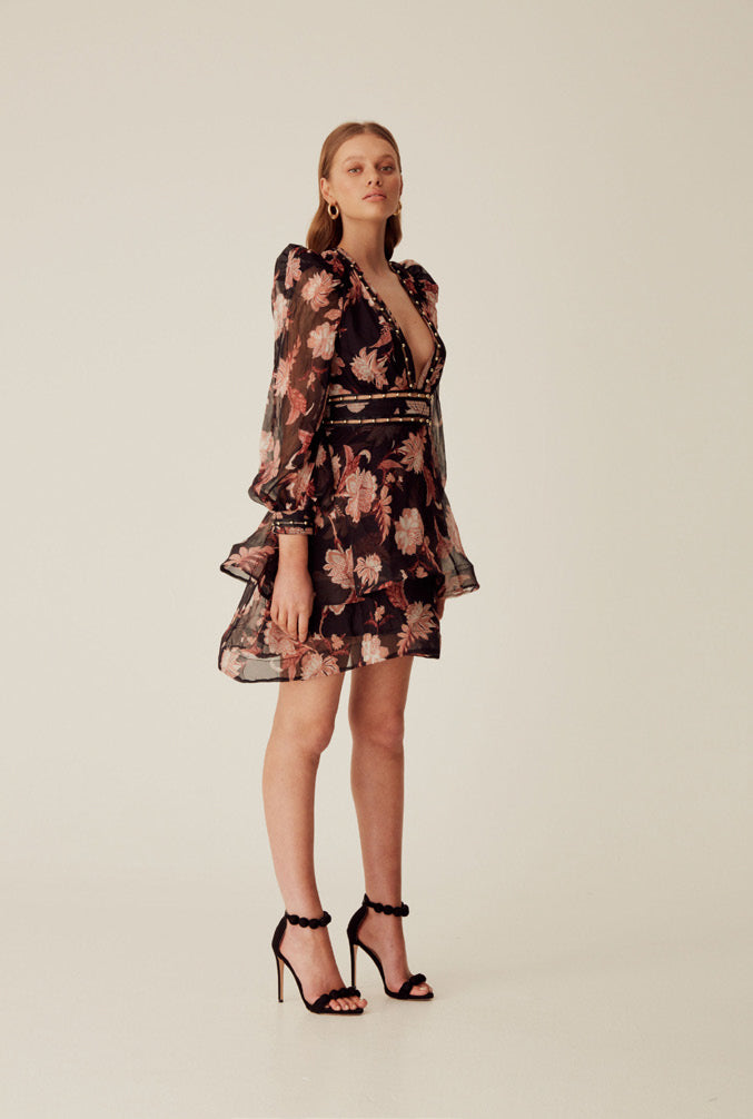 Polly Dress by Thurley at Maximillia.