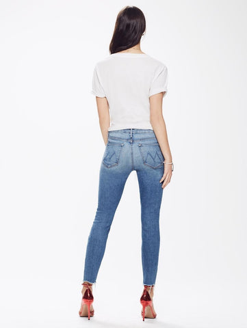 Looker Ankle Fray Jean - One Smart Cookie