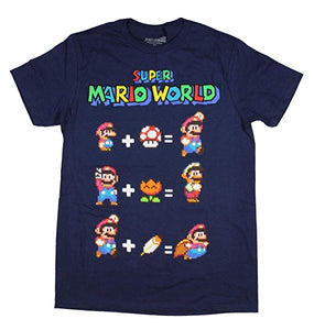 Super Mario World Tee SNES