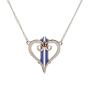 Kingdom Hearts Logo Necklace