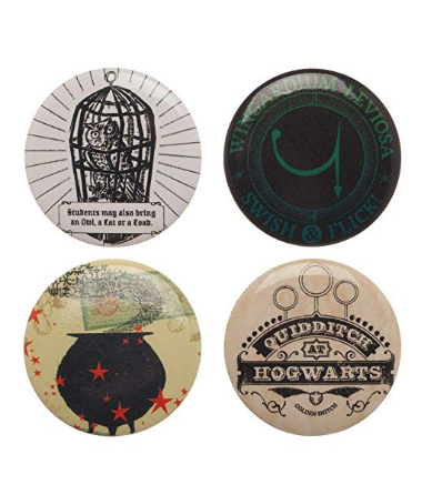 Harry Potter Button Set