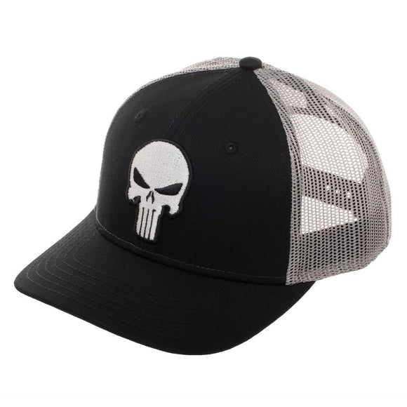 Punisher Marvel Trucker Hat