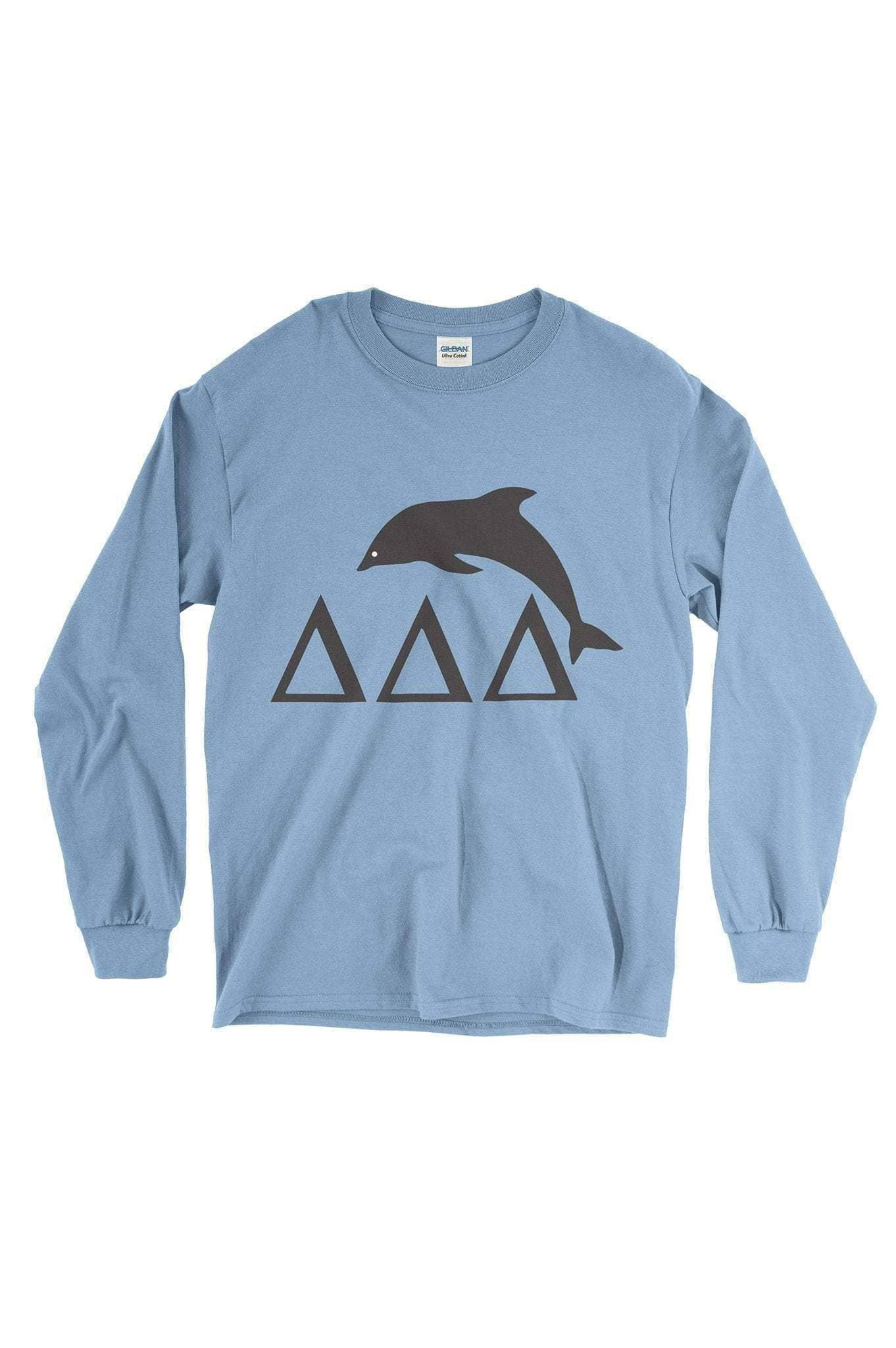 Tri Delta Long Sleeves