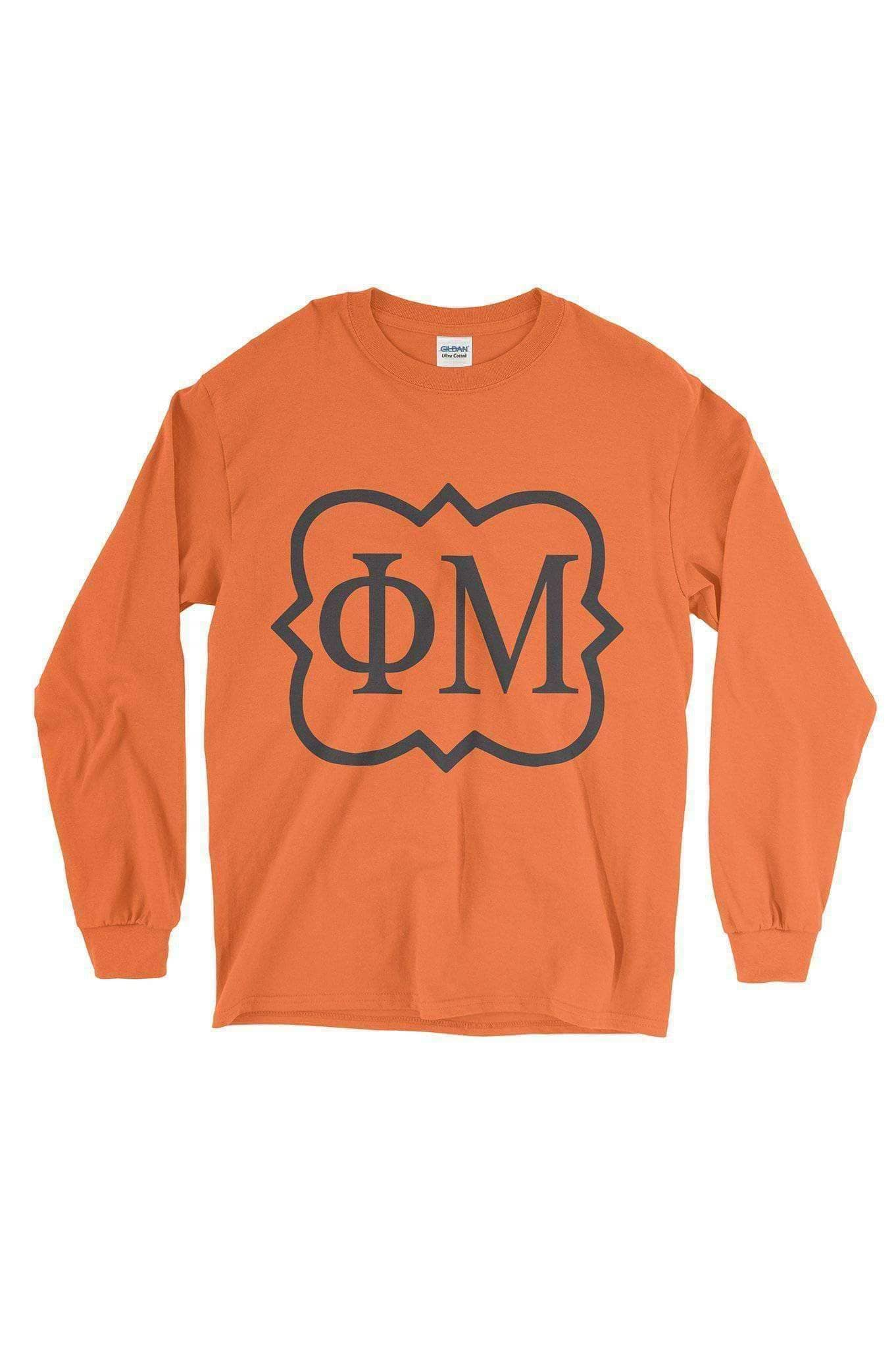Phi Mu Long Sleeves