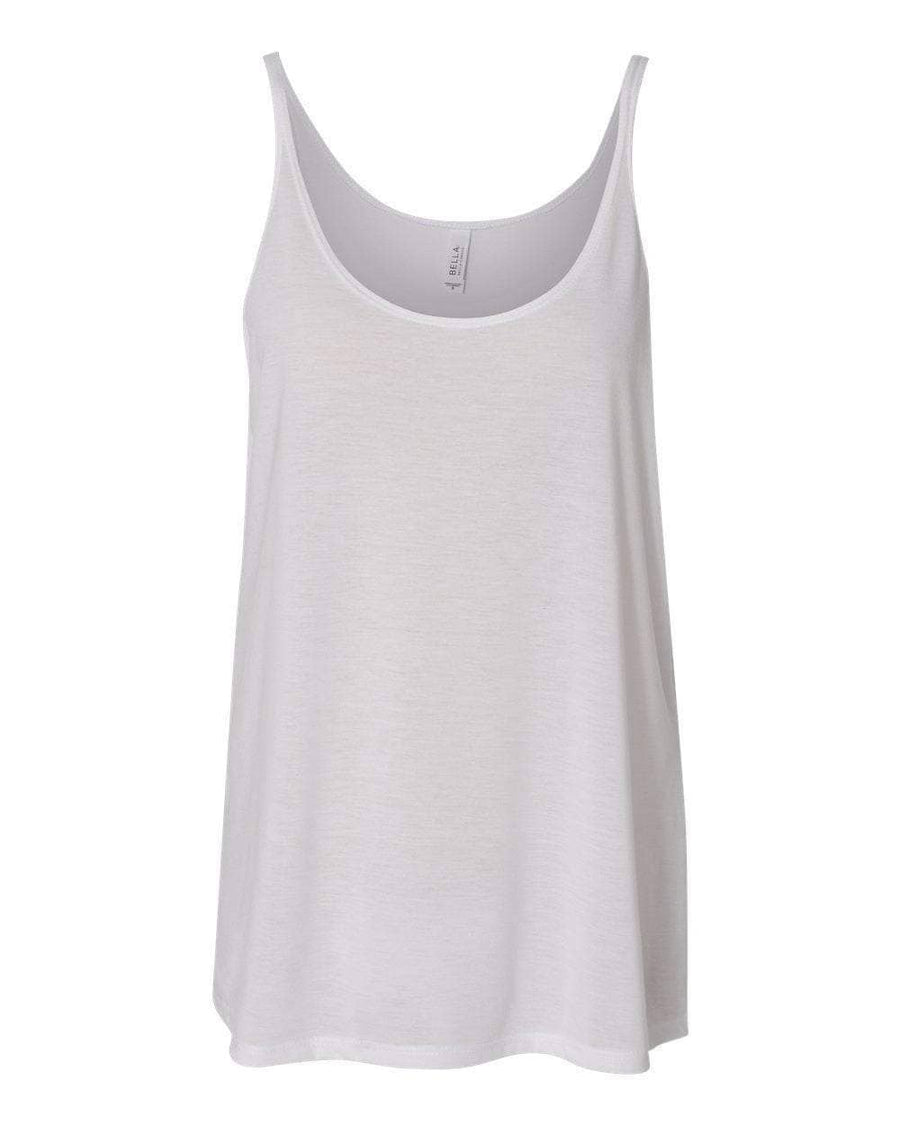 Greek Heart Est. Date Tank - Bella Slouchy