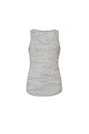 Bella Canvas Flowy V-Neck Tank B8805, Material, Blank, - Sunny and Southern,