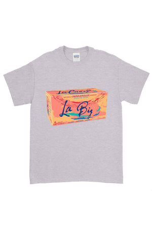 La Croix Big Little Gildan Short Sleeve Tee, Ladies, Sunny and Southern, - Sunny and Southern,