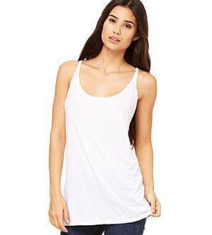 Custom Designed Shirt Bella Canvas Slouchy Tank