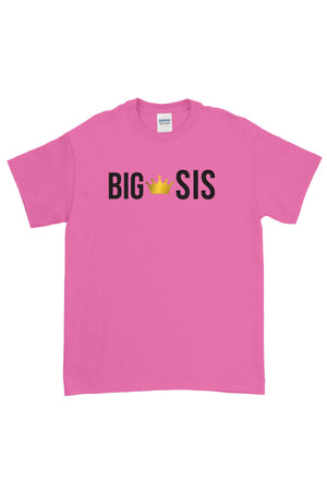Big Little Custom Object 'Lil and Big Gildan Short Sleeve, Ladies, Sunny and Southern, - Sunny and Southern,