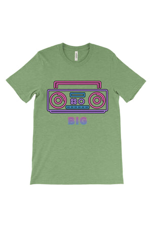 Down to Disco Big Little Bella Canvas Short Sleeve Unisex Tee, Ladies, Sunny and Southern, - Sunny and Southern,
