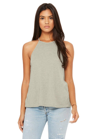 Big Little Custom Object 'Lil and Big Bella Canvas Ladies Flowy High Neck Tank, Ladies, Sunny and Southern, - Sunny and Southern,