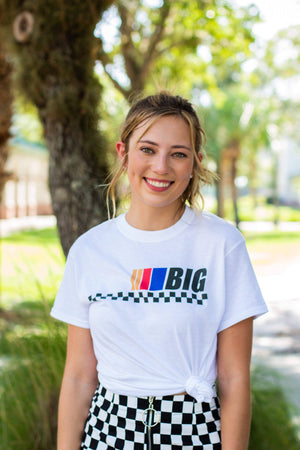 NASCAR Racing, Finish Line, Need for speed, Big Little Shirts and Tanks, Cute Big Little Shirts and Tanks, Trendy Big Little Shirts and Tanks