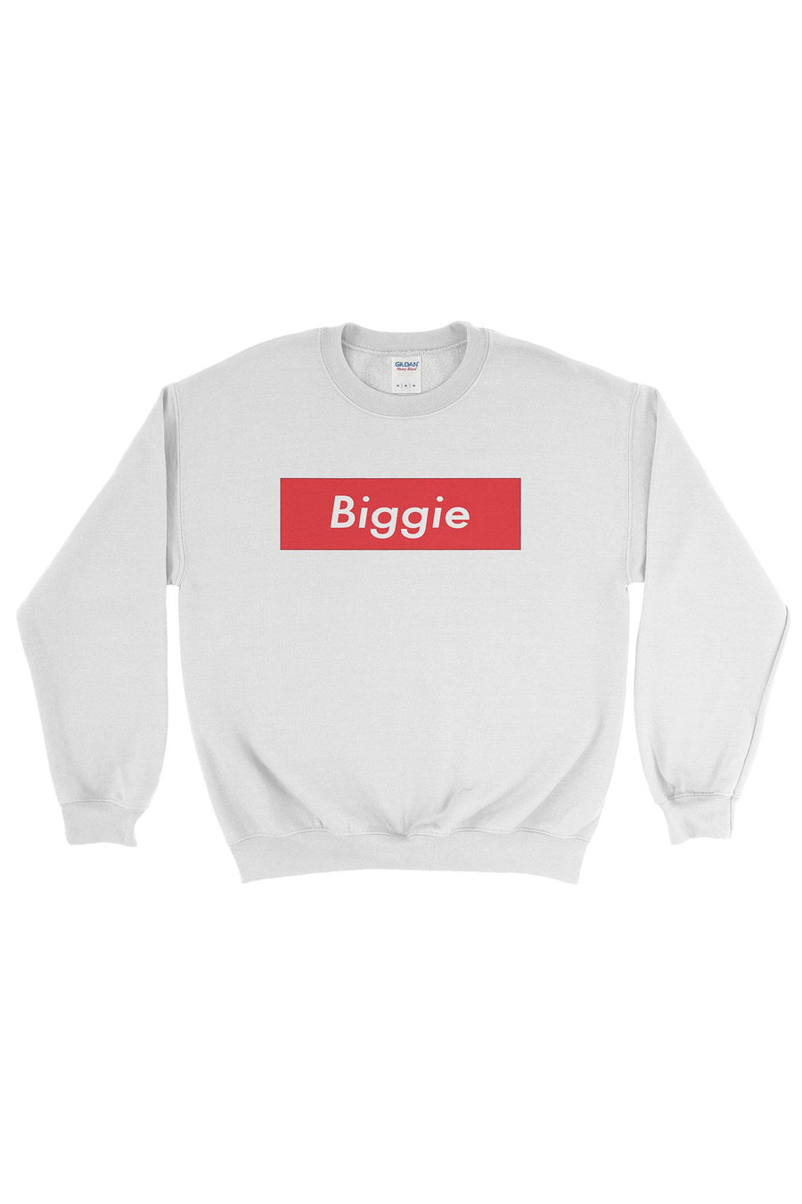 Big Little Supreme Sweatshirt- Gildan Crewneck