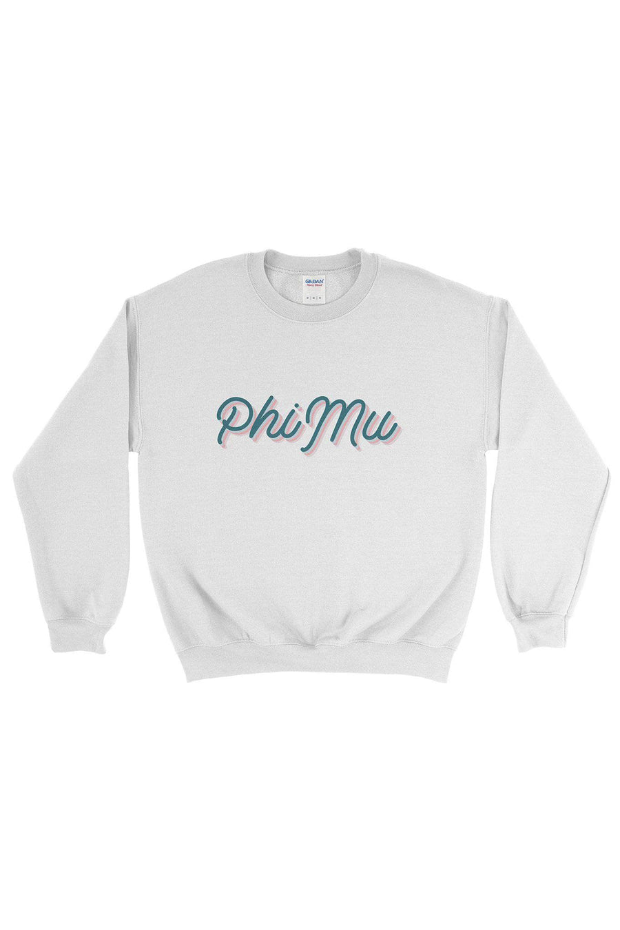 Retro Air Stream Sweatshirt - Gildan Crewneck