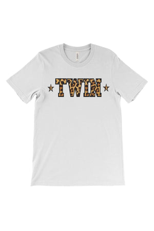 Into the Wild - Cheetah Print Big Little Bella Canvas Short Sleeve Unisex Tee, Ladies, Sunny and Southern, - Sunny and Southern,