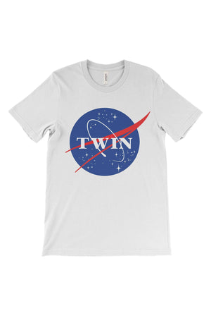 Nasa Space Big Little Bella Canvas Short Sleeve Unisex Tee