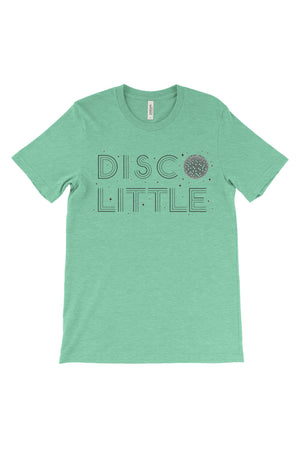 Disco Big - Disco Little Big Little Bella Canvas Short Sleeve Unisex Tee, Ladies, Sunny and Southern, - Sunny and Southern