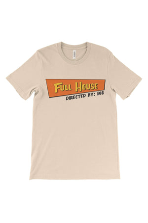 Full House Big Little Bella Canvas Short Sleeve Unisex Tee, Ladies, Sunny and Southern, - Sunny and Southern,