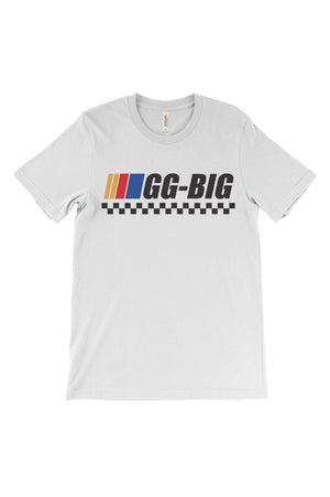 NASCAR Racing Big Little Bella Canvas Short Sleeve Unisex Tee