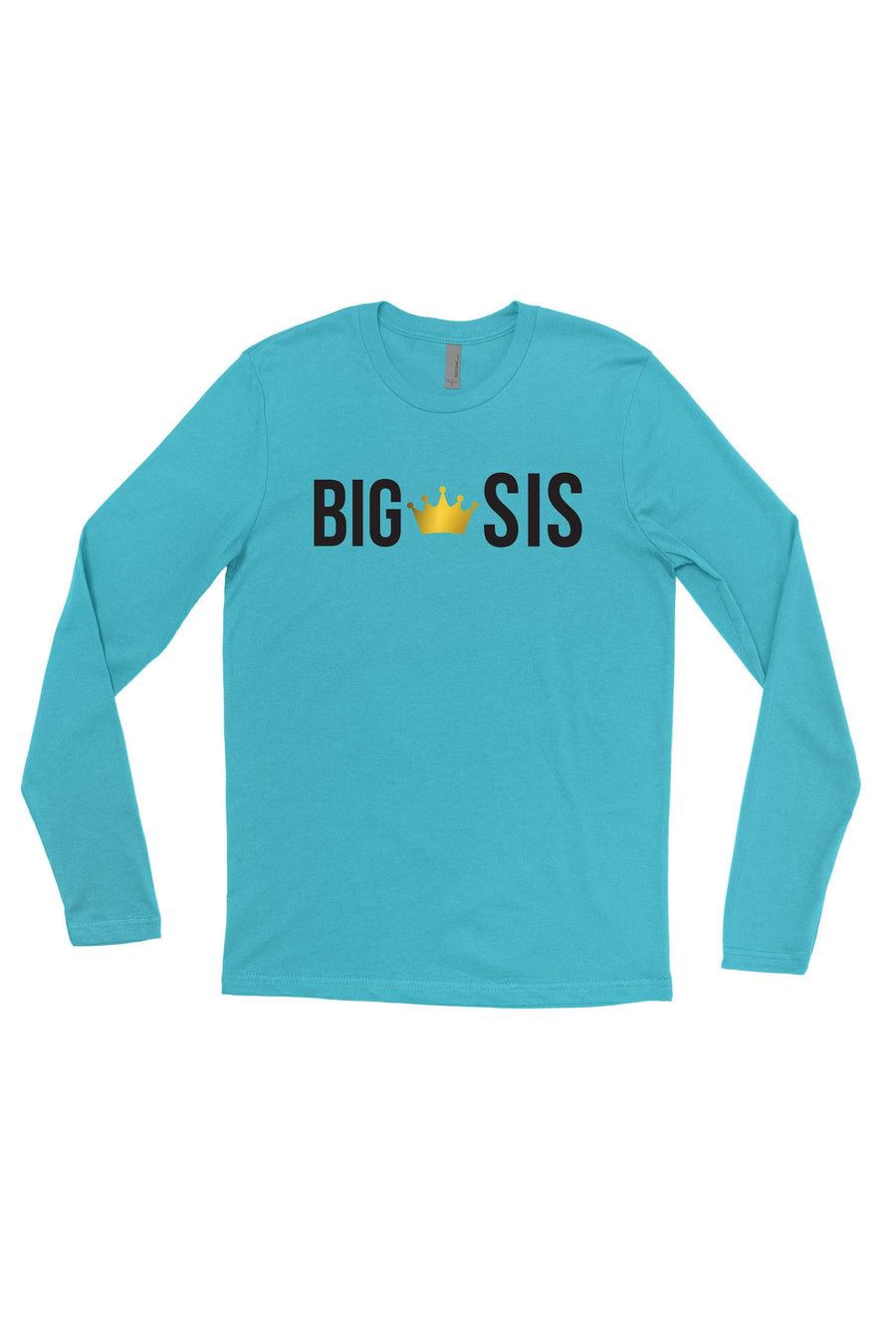 Big Little Custom Object 'Lil and Big Next Level Long Sleeve