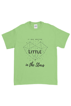 It Was Written in the Stars Big Little Gildan Short Sleeve, Ladies, Sunny and Southern, - Sunny and Southern,
