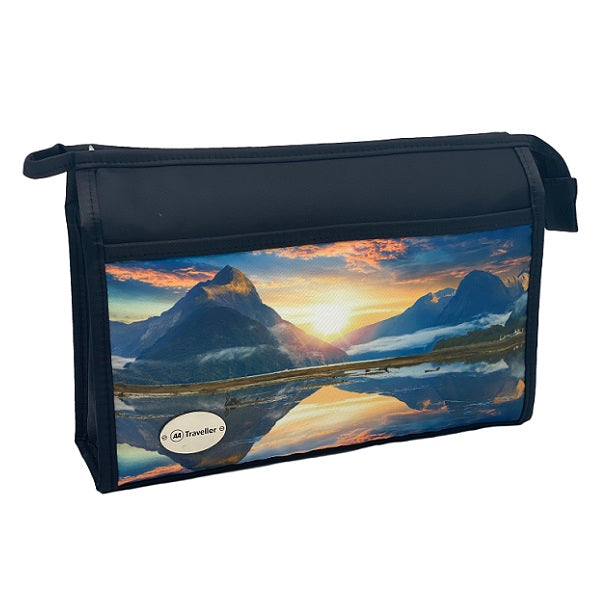 Holdall Bag - Mountains
