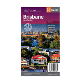 Brisbane & Region Map