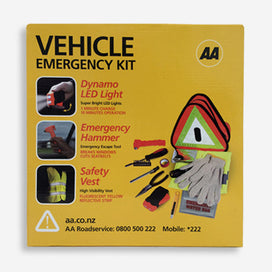 AA Vehicle Emergency Kit