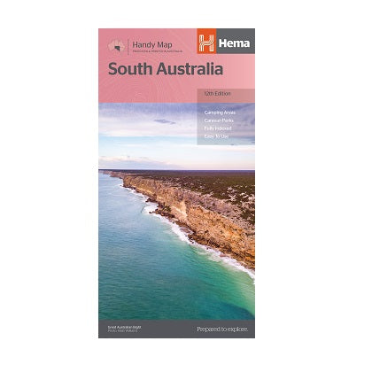 South Australia Handy Map