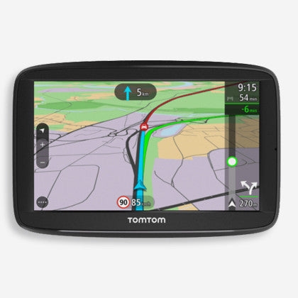 TomTom VIA 52 GPS Navigation system - get to where you're going faster and easier!