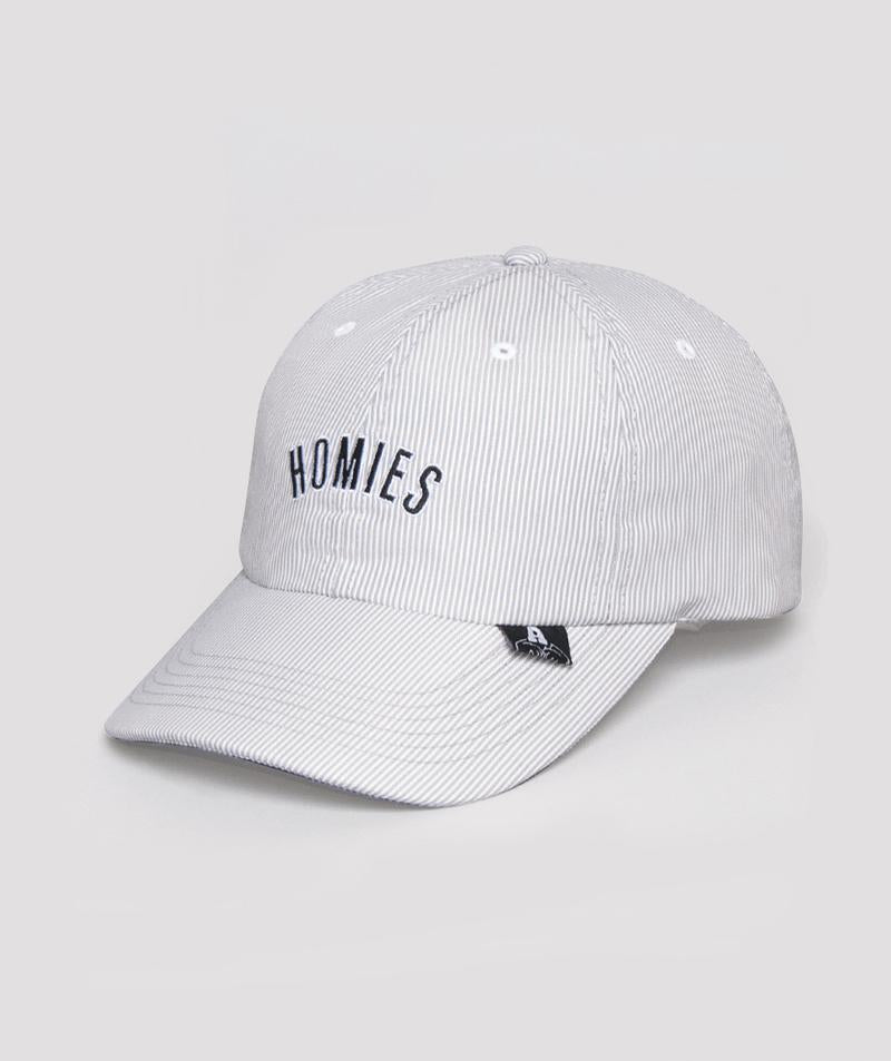 For The Homies Arc Logo Cap Grey