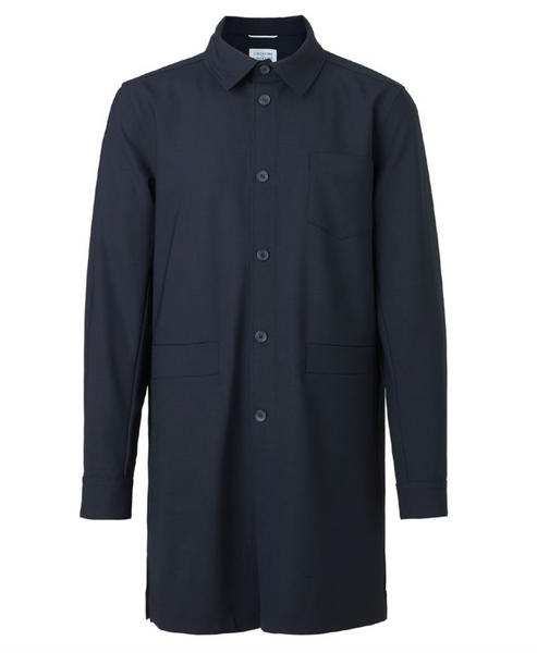 Libertine Libertine Real Trench City Dark Navy
